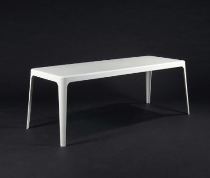 Slump table marc newson